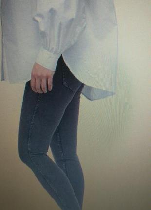 Треггинсы джинсы для беременных