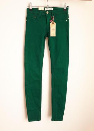 Skinny зеленые tally weijl