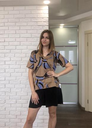 Скидка 🔥 блуза selected femme с вырезом на спинке