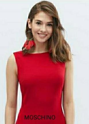 Платье от moschino boutique.