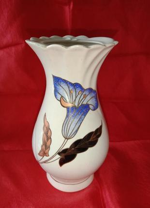 Ваза вазочка фарфор клеймо винтаж