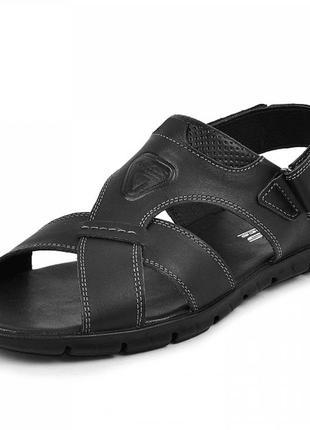 Мужские сандали кожаные от 40 по 45 размер