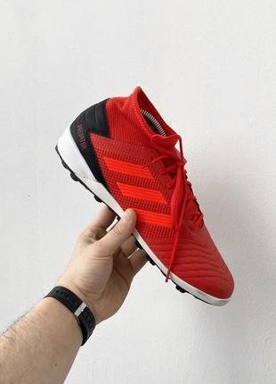 Сороконожки adidas predator 9.3 tf