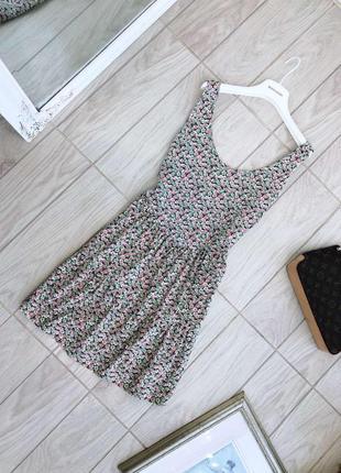 Платье коттон vero moda