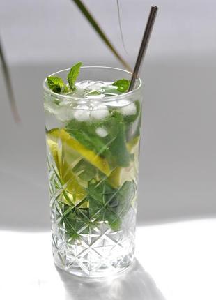 Набір склянок для напоїв бокали набор стаканов набор бокалов