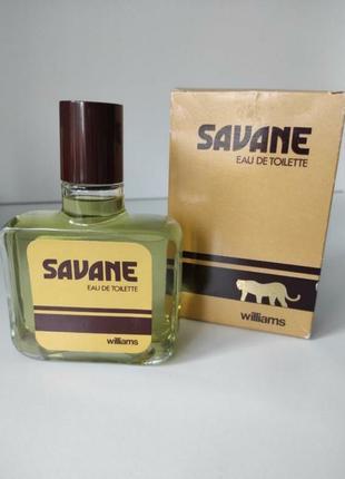 Редчайший винтаж savane williams!!!