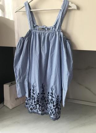 Туника рубашка блузка zara