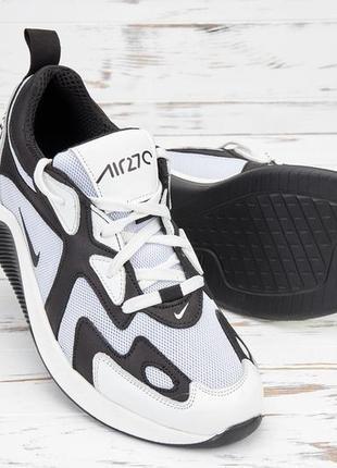 Мужские кроссовки весенние nike air white 40-45