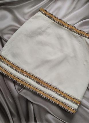 Классная мини юбка от river island