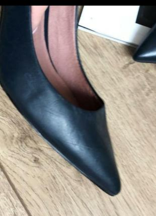 Туфлі next натуральна шкіра