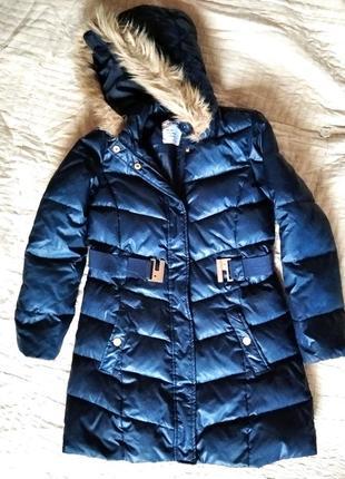 Пальто с капюшоном waikiki