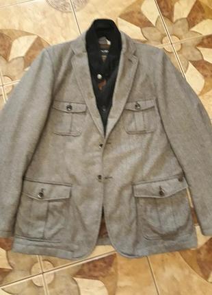 Куртка два в одном calamar