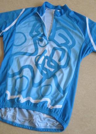 """Вело футболка """"4384"""", размер l"""