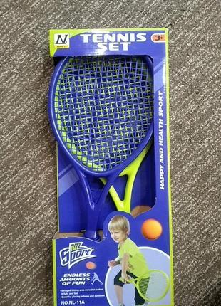 Бадбінтон,ракетки ,теніс
