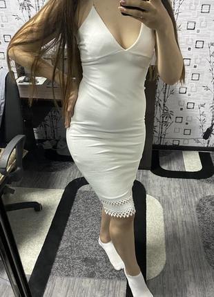 Платье по фигуре ❤️