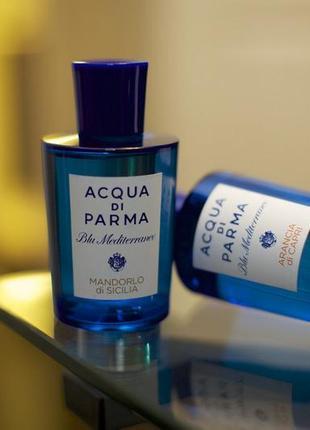 Acqua di parma оригинал распив бренда в ассортименте нишевая парфюмерия