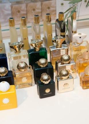 Amouage оригинал распив бренда в ассортименте нишевая парфюмерия