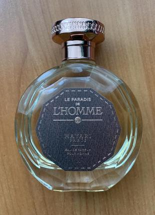 Нишевая парфюмерия hayari paradis l'homme