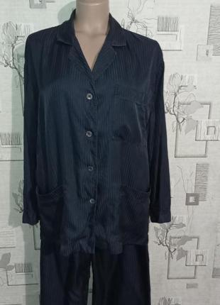Шелковая пижама missa 100% натуральный шелк