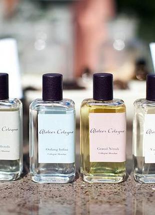 Atelier cologne оригинал распив бренда в ассортименте нишевая парфюмерия