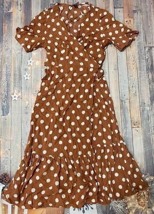 Платье primark viscose uk 12
