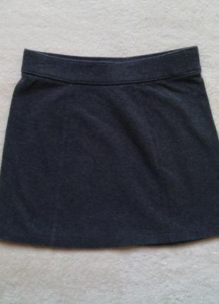 Теплая юбка девочке на 6 лет1