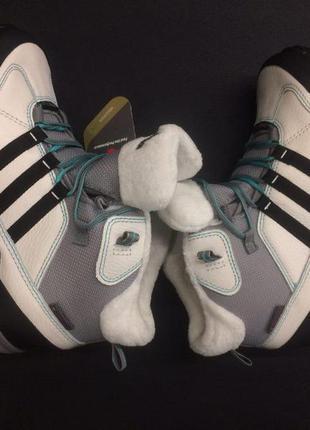 Женские ботинки зимние туристические adidas артикул: m17332