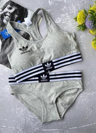 Спортивный комплект белья с логотипом