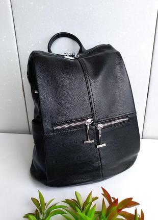 Рюкзак кожаный polina eiterou