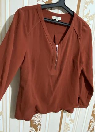 Блуза вільного покрою