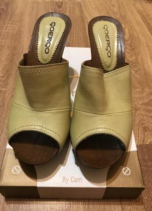Летняя обувь ,сабо
