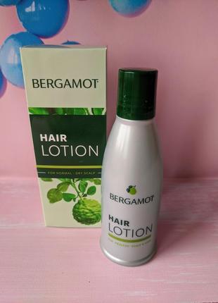 Лосьон для роста и укрепления волос bergamot