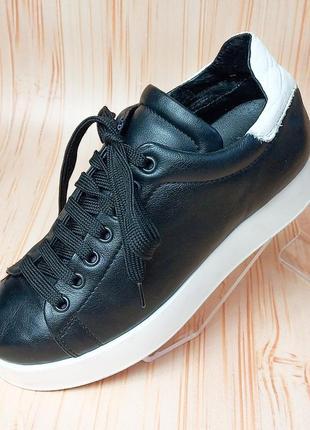 Кроссовки черные, кеды, высокая подошва, кросовки, rd company