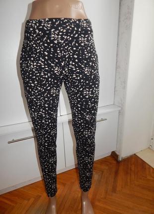 Warehouse брюки леггинсы модные uk8 eur36