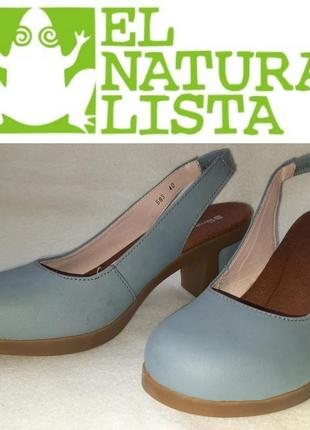 Босоножки el naturalista p.40 испания