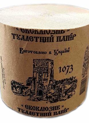 """Туалетний папір тм """"волинь"""" ексклюзив 48 штук ящик (0142)"""