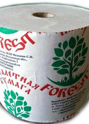 "Туалетний папір тм ""волинь"" forest 30 штук ящик (0143)"