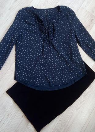 Рубашка/ блуза marс o'polo 100% хлопок