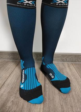 Женские беговые  термо носки x-bionic x-socks run