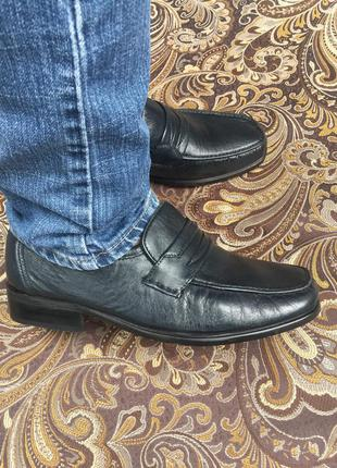 Новые пенни лоферы туфли мокасины fretz men швейцария