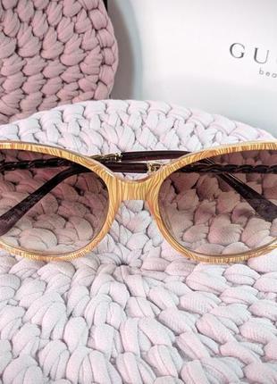 """Стильныен очки в """"деревянной"""" оправе"""