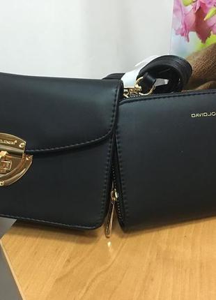3ea0279780b8 Клатч + кошелек david jones 5504-2 (3 цвета) David Jones, цена - 420 ...