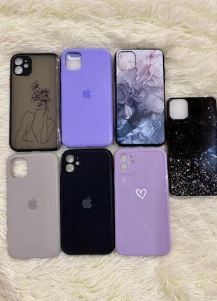 Чехли нові для iphone 11