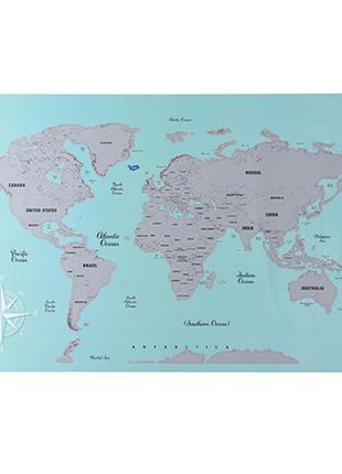 Скретч-карта «world» 88x52 см (imp_63_karta)
