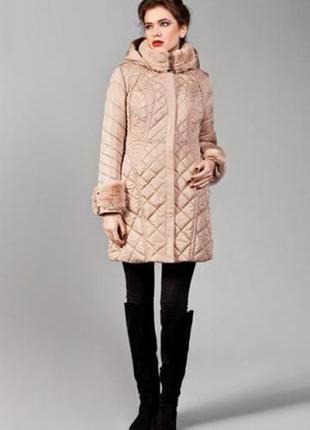 Зимняя куртка-пальтo raslov италия