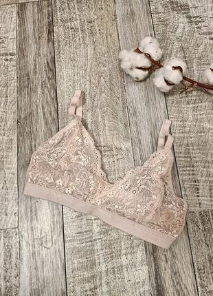 Розовое пудровое бра браллет boux avenue