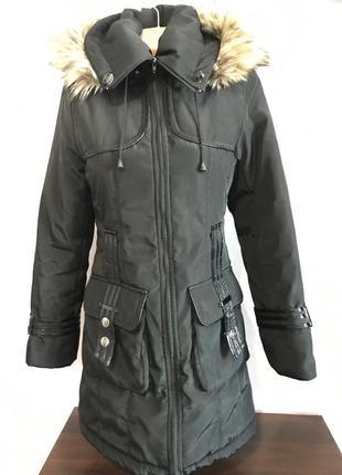 Куртка пальто на синтепоне