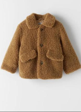Курточка teddy zara