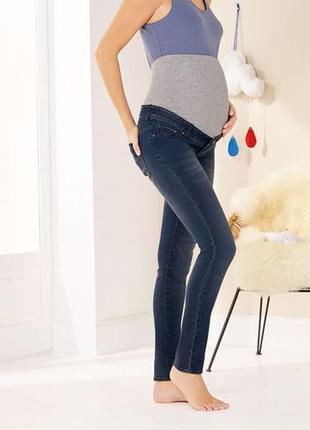 Джинсы для беременных super skinny fit