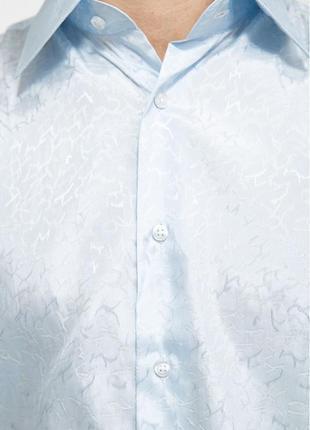 С коротким рукавом рубашка нарядная- s m